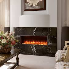 dynasty 44 inch built in electric fireplace