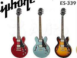 <b>epiphone полуакустическая</b> - Купить <b>гитары</b> в России с доставкой ...