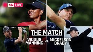Tiger Woods and Peyton Manning beat Tom ...