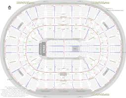 Jones Beach Stadium Seating Chart Prudential Center Seat