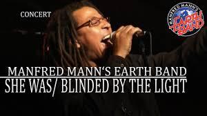 Youtube Manfred Mann Blinded By The Light Manfred Manns Earth Band She Was Blinded By The Light Burg Herzberg 2005 Official