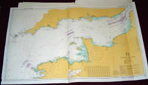 Admiralty Chart 2675 2675 English Channel Marine Chart Services
