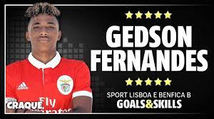 GEDSON FERNANDES ○ SL Benfica B ○ Goals & Skills - YouTube