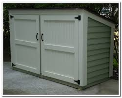 outdoor storage box waterproof building a cabinet home for decorations 1