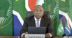 This evening, i am announcing certain changes to the national executive. Coronavirus In South Africa President Ramaphosa Warns Outbreak Will Get Worse