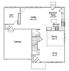 Newport Floor Plan  Legacy Homes  Omaha And LincolnHearthstone Homes Floor Plans