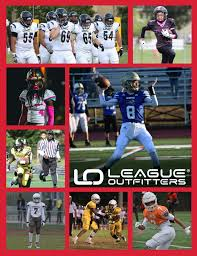 League Outfitters 2019 Football Catalog Pages 1 40 Text