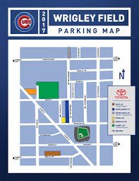 Wrigley Field Seating Chart Prices Wrigley Field Parking Guide Tips Maps Deals Spg