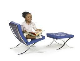 ludwig mies van der rohe barcelona. Knoll Ludwig Mies Van Der Rohe - Child\u0027s Barcelona Lounge Chair GR Shop Canada