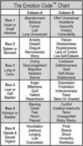 Emotion Code Erika L Soul Rainbow Healings Com