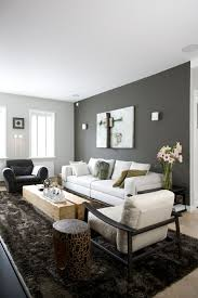 living room decorating ideas grey walls on feature wall