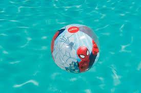 <b>Надувной мяч Spider-Man</b> 51 см <b>Bestway</b> — купить в Москве в ...