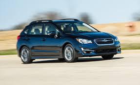 subaru impreza 2015 hatchback. 2015 Subaru Impreza Review Allwheeldrive Compact Car And Driver Throughout Hatchback