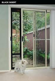 patio link pet door insert how does it work doggie dog for screen sliding doors dog door