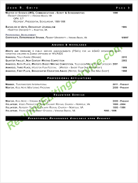 Combination Resume Format Fascinating Best Combination Resume Format From Resume Editing Service Resume