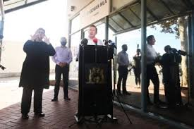 I'm here to bring you to the. As It Happened No New Cases For Perth As Mcgowan Challenges Commonwealth