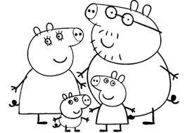 Più Recente Disegno Da Colorare Peppa Pig Disegni Da Colorare