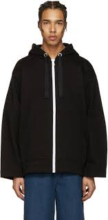 acne studios black florida zip hoo men acne studios coat acne studios sweatshirt top brands acne studios mock leather jacket