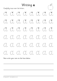 Handwriting Chart Print Letter Formation Worksheets Teaching Resources For Early