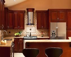 kitchen backsplash cherry cabinets black counter. Kitchen Backsplash Cherry Cabinets Best Of Floor Ideas With Black Paint Counter K