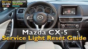Mazda Cx 5 Wrench Light Mazda Cx 5 Service Light Reset