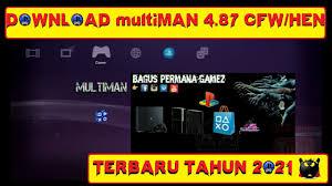 multiman 4 87 ps3 terbaru 2021 you