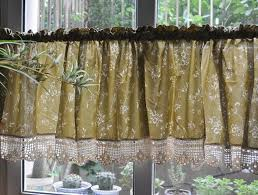 french country kitchen curtains photo 9