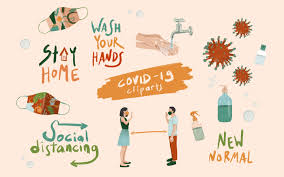From Masks to Bubbles: FREE COVID-19 Clip Art Pack