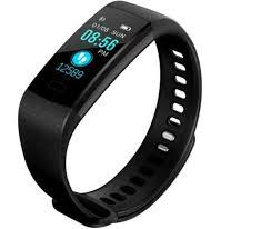 Купить фитнес-<b>браслет ZDK Y5</b>, черный, черный в каталоге ...