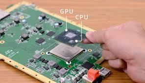 nintendo tears down wii u to show off single chip ibm amd cpu the wii u s gpu and cpu