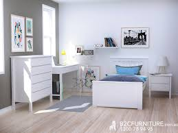 Modern Bedroom Furniture Melbourne Dandenong Single Bedroom Suites White Modern B2c Furniture