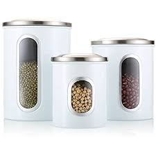 Sealed Kitchen Canisters