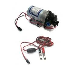 lawn sprayer shurflo 12v volt demand water pump w wiring harness lawn yard chemical sprayer