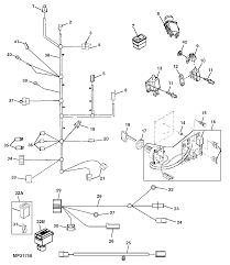 Wiring diagram a special series for john deere l130 l100 l 130