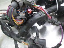 complete engine wire wiring harness volkswagen phaeton 04 05 06 4 2l