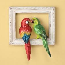 parrot wall art elitflat on tropical themed wall art with beautiful tropical wall art decor gallery wall art collections