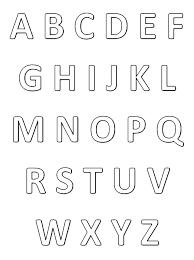 Coloriage Alphabet Complet A Imprimer Free Coloriage En Ligne