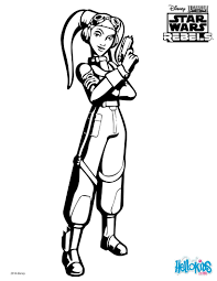 Small Picture Coloring Pages Princess Leia Coloring Pictures Printable Coloring