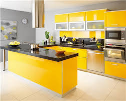contemporary kitchen colors. Interesting Ideas And Decorating Tips To Create A Springy \u0026 Colorful Atmosphere In The Modern Kitchen Contemporary Colors H