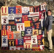 T-shirt Quilts Made Out of Sport Jerseys - Minnesota T-Shirt Quilts & Sports Jersey Quilts Adamdwight.com