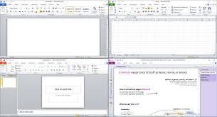 Microsoft fice 2010