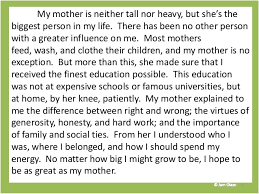 my mother essay essay mother write an essay about my mom essay about your mother