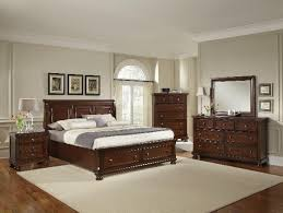 Reflections - Dark Cherry Bedroom Set Vaughan Bassett Furniture