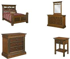 Montana Bedroom Furniture Panel Bedroom Set A Panel Bed Queen ...