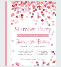 How To Make A Sleepover Invitation Iphone Screenshot Quill Invitation Cards For