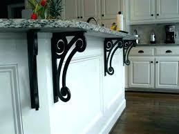 metal corbels for granite countertops creative corbels for granite metal decorative support decorative metal corbels for