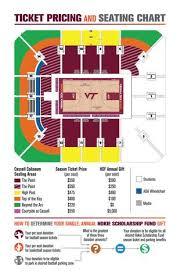 2017 18 Mens Basketball Ticket Catalog By Virginia Tech