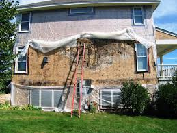 To Install Stucco Right Include An Air Gap GreenBuildingAdvisorcom - Exterior brick repair