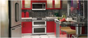 Red Kitchen Furniture Kitchen Red Kitchen Cabinets Pinterest Tags Red Kitchen Cabinets