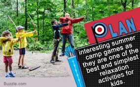 Summer Camp Pamplets How To Plan A Summer Camp Program 8 Tips To Make It Memorable
